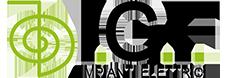 I.G.F. Impianti Logo